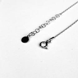 Swarovski náhrdelník se srdíčky