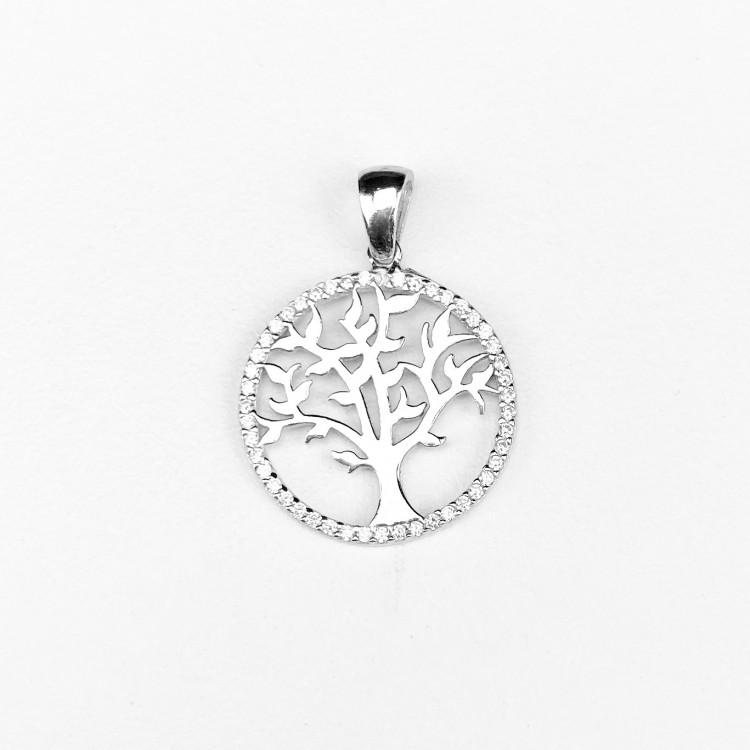 Strom života se zirkony